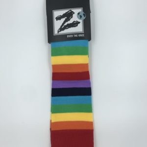Z Rainbow Over The Knee