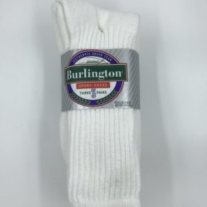 Burlington Crew 3 Pack