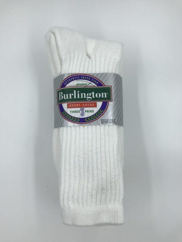 Burlington Crew 3 Pack
